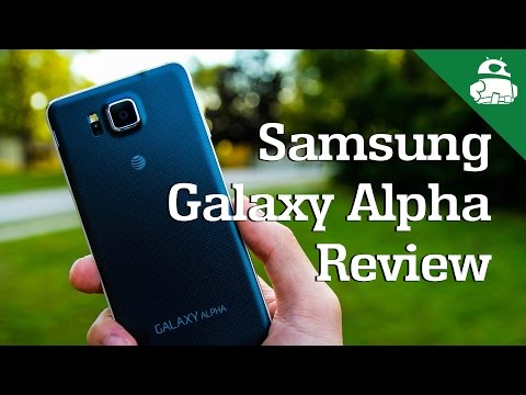 Samsung Galaxy Alpha review: a glimpse of something new