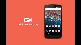 Обзор AZ Screen Recorder