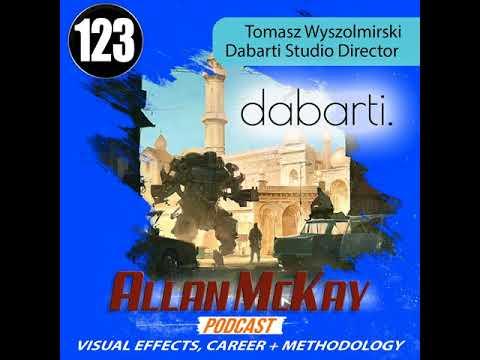 123 -- Tomasz Wyszolmirski -- Dabarti Studio Director