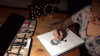 Artist Brandy Cassandra Draws Georgie from Stephen King