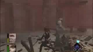 BloodRayne - Walls of Jericho