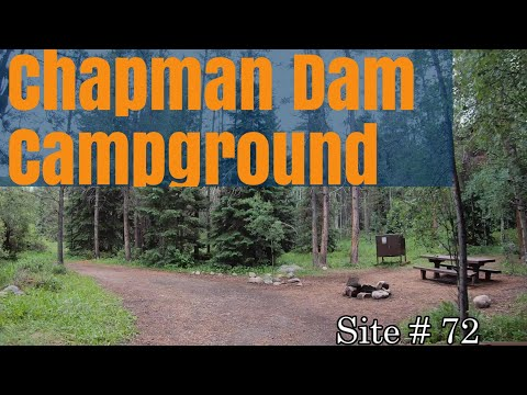 Chapman Campground - White River National Forest