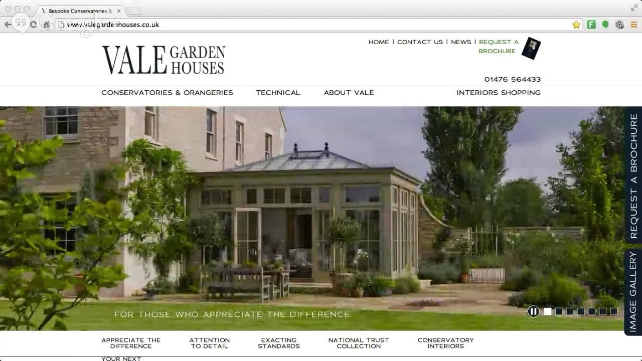 vale garden houses bespoke conservatories and orangeries. Black Bedroom Furniture Sets. Home Design Ideas