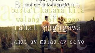 Basta't Kasama Kita By Jake Vargas With Lyrics