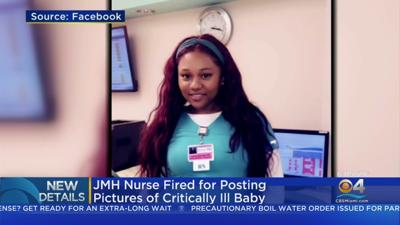 Nurse Fired After Posting NICU Baby's Birth Defect For The Gram!?  [VIDEO]