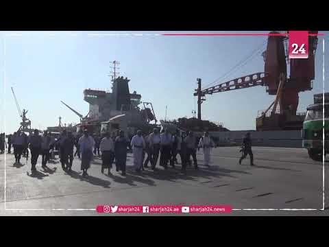 UN security team visits Yemen's key port of Hodeida