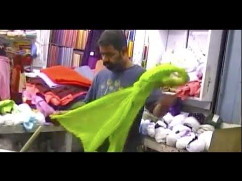 Pakistan: Dyeing Cloth in Karachi