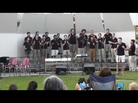 :JHS 2014 Arts Showcase, Chamber Singers: