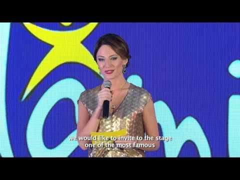 ADAMI Media Prize Gala Awards, December 10, 2015 (w/ English Subtitles)
