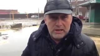 дальнобойщики Ставропольского края на акции против введения системы «Платон»