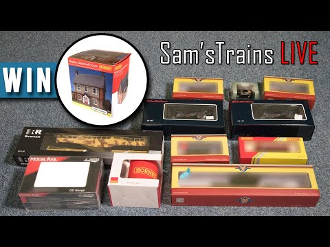 Sam'sTrains Live | S7 EP3 | Warley Special from YouTube · Duration:  1 hour 27 minutes 19 seconds