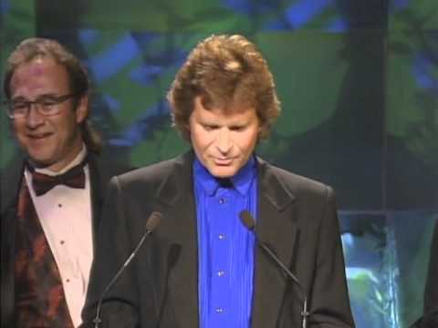 Members of Creedence Clearwater Revival Accept Hall of Fame Awards