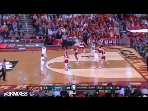 Duke Highlights vs Wisconsin (National Championship)