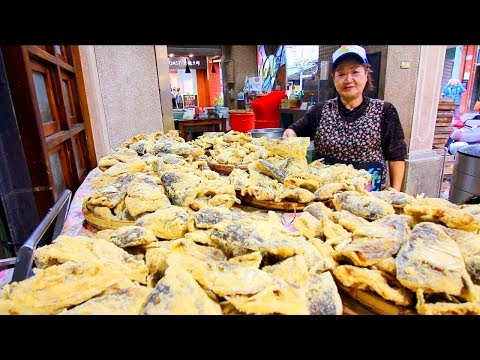 World's BIGGEST Street Food Preparation for 1000's in RURAL Taiwan - RARE Taiwanese STREET FOOD 2018