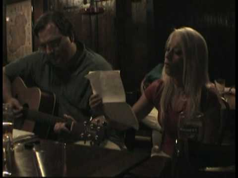 Patti Gray and Matt Englert Performing an Irish Folk Song at Ulrich