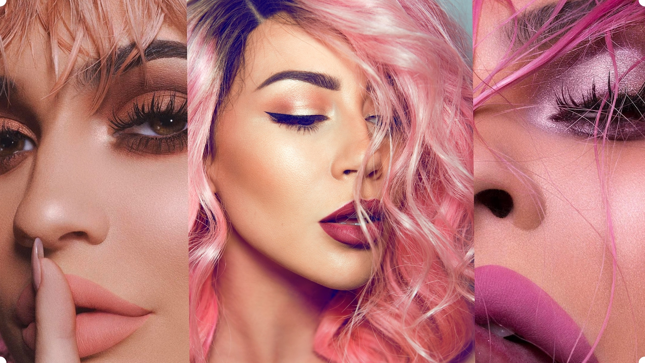 Kylie Jenner Valentines Collection Inspired Tutorial