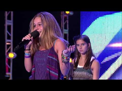 Boot Camp 2 Carly Rose Sonenclar vs Beatrice Miller THE X FACTOR USA 2012  HD