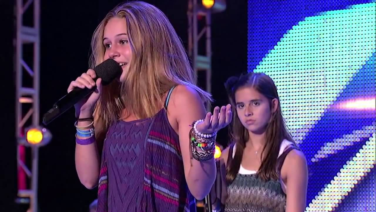 Boot Camp 2 Carly Rose Sonenclar vs Beatrice Miller THE X ...