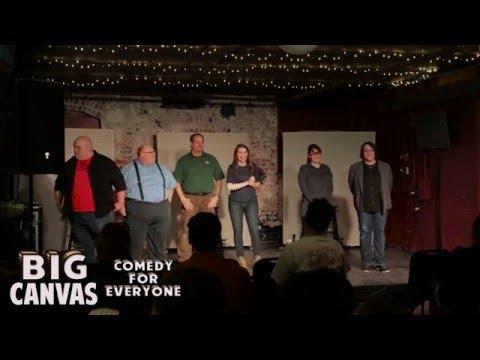 Big Canvas Improv Comedy (Whose Sozo is it Anyway? 1/29/16)