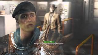 Fallout 4 - Special Places   Yangtze (Submarine)