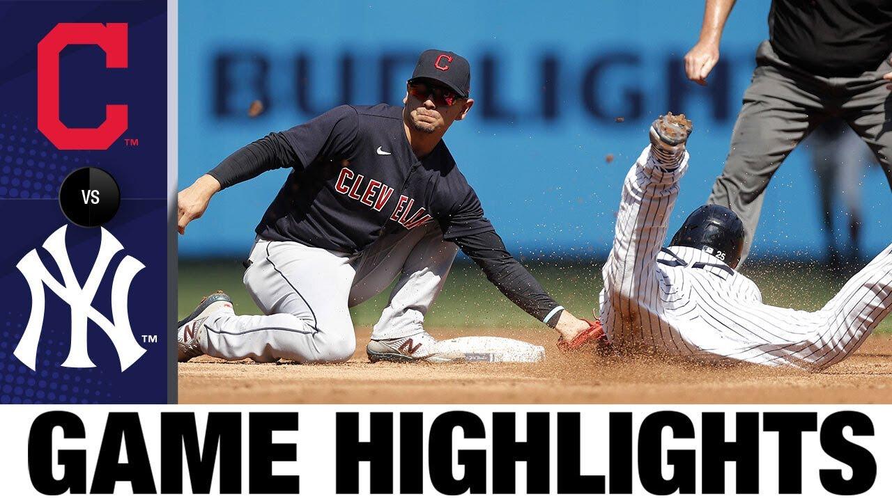 Download Indians vs. Yankees Highlights (9/18/21) | MLB Highlights