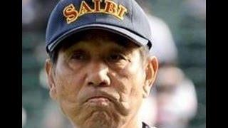 宇和島東&済美高でのセンバツVを果たした上甲監督。 胆道がんでお亡くな...
