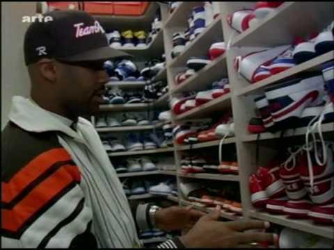 Damon Dash Shows His Nike Closet - Then His Adidas Closet