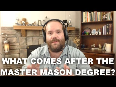 Q&A: What Comes After the Master Mason Degree