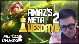Amaz's Meta Tuesdays #2 | Hunter Changes | Auto Chess