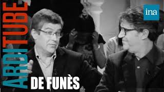 Interview biographie Patrick et Olivier de Funès - Archive INA