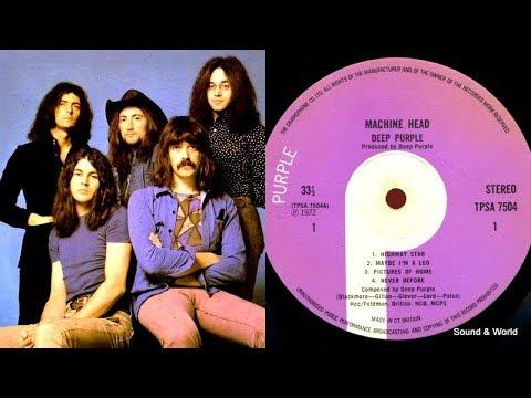 Deep Purple – Machine Head (Vinyl, LP, Album) 1972.