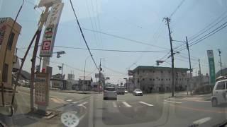 市川橋~別所 2号線(ドラレコ)