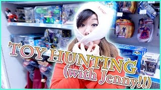 TOY HUNTING (with Jenny) - Monster High Haunted, Lalaloopsy Babies, My Little Pony and Funko!