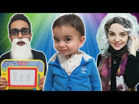 Yağız Yarışmada Jüri Oldu 😎 - Eğlenceli Çocuk Videosu