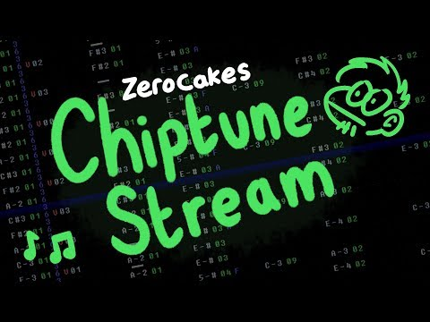 """Chiptune Music Stream - Working On """"Beans"""" OST And Other Stuff"""