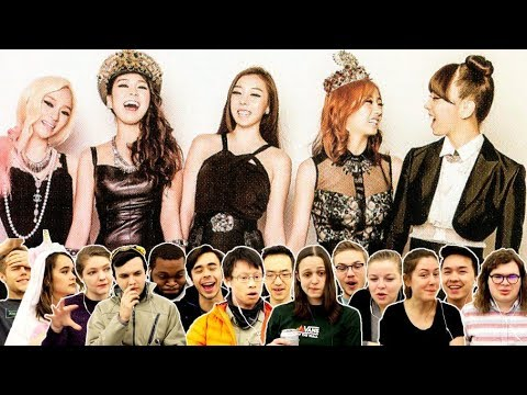 Classical Musicians React: Ladies Code 'Bad Girl' vs 'Galaxy'
