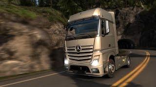 Yenilenmiş Euro Truck Simulator 2  ile İskandinavya yollarındayız
