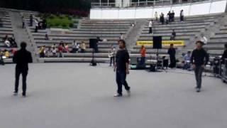 Rehearsal 3 - 龔志成Ensemble feat. Shadow Kim, Mike Yuen at公園好聲 第二回 Part 3