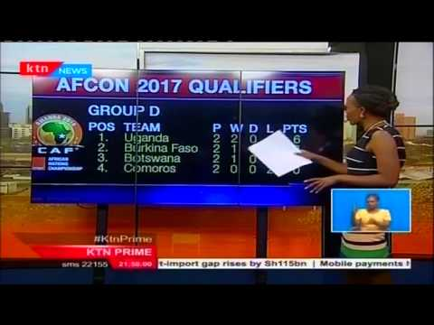 Africa Cup of Nations 2017 Qualifiers