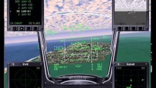 Jane's Advanced Tactical Fighters: Turkey Shoot (X-32B)