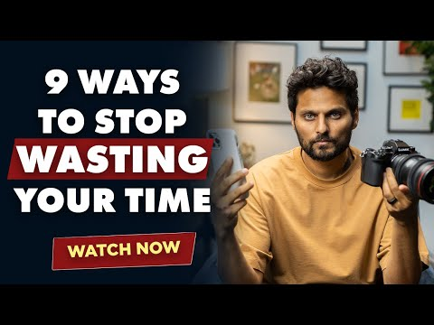 Download 9 Ways To Stop Wasting Your Time | by Jay Shetty