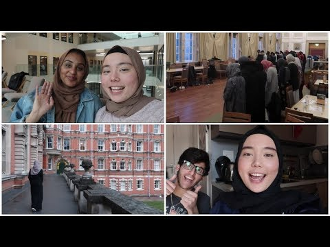 The Islamic Vibes At A UK University - Royal Holloway University Of London
