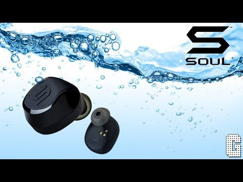 WATERPROOF? : Soul X-Shock True Wireless Earbuds REVIEW!