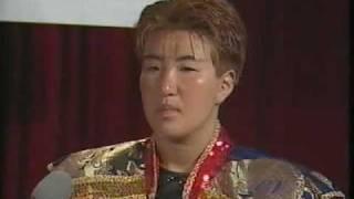 ジャパン・グランプリ'91 トーナメントFINAL 91.8.18 後楽園ホール 海狼...