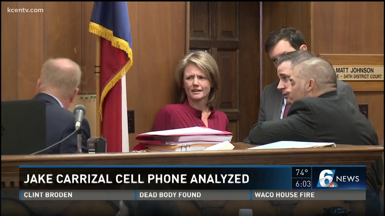 Download Jake Carrizal cell phone analyzed