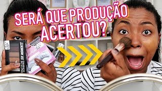 TESTANDO MAKE BARATINHA Camila Nunes
