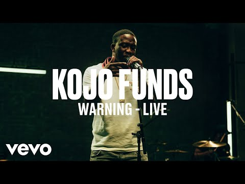 Kojo Funds - Warning (Live) - dscvr ARTISTS TO WATCH 2018