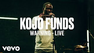 Kojo Funds - Warning (Live) - dscvr ARTISTS TO WATCH 2018