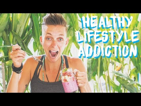 HOW TO GET ADDICTED TO A HEALTHY LIFESTYLE   my story & best tips
