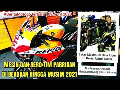 Berita MotoGP Terbaru 09 April | Mesin dan Aero di motogp ...